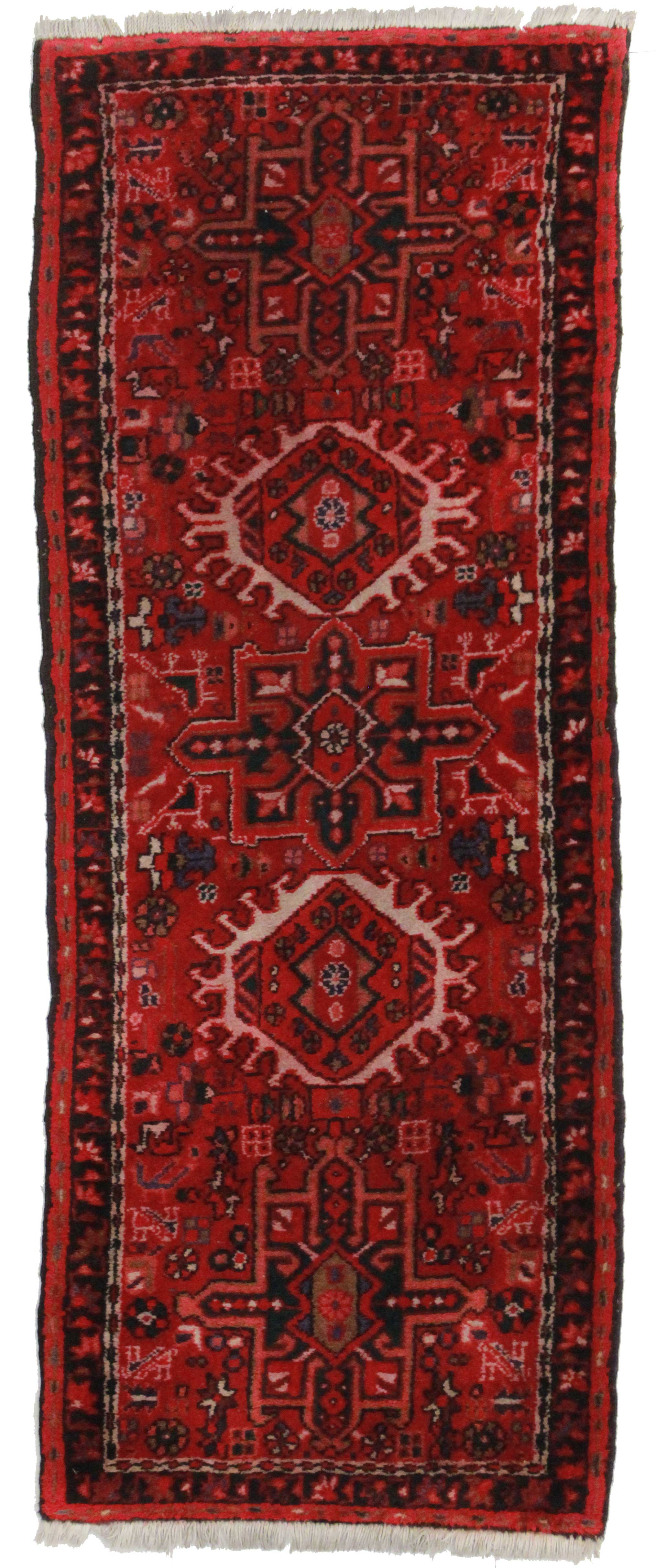 2 X 6 Vintage Persian Karajeh Runner 14329 Exclusive
