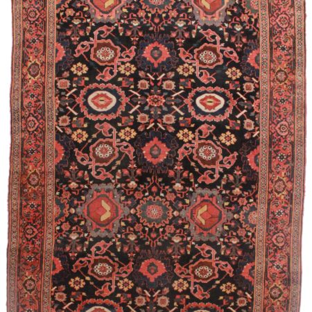 Antique Persian Kurdish Rug 11814