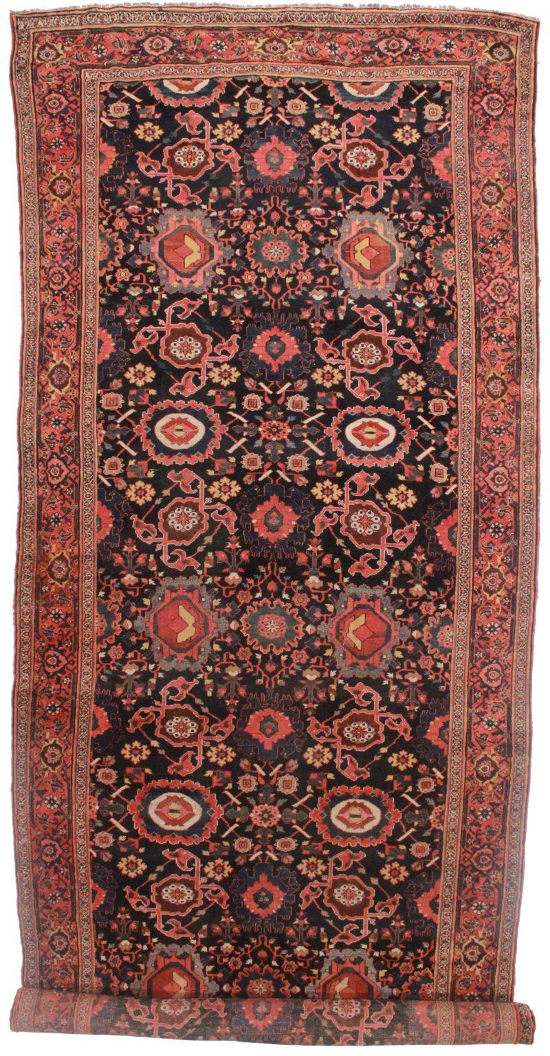 Antique Persian Kurdish Rug 11814