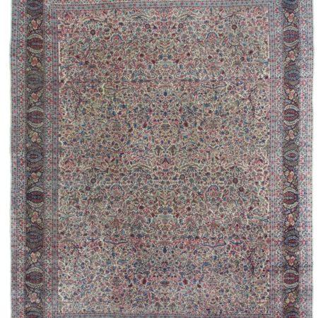 Persian Kerman 11 x 14 Rug 14176
