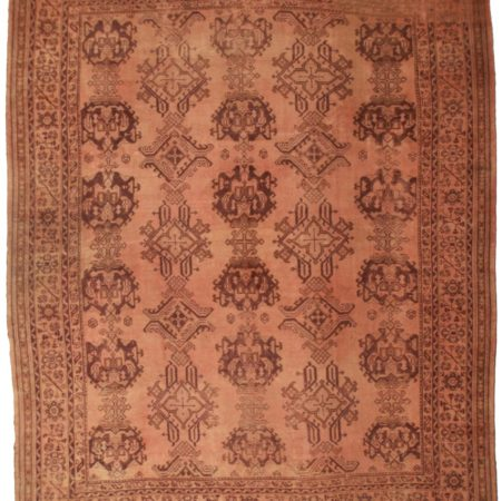 Antique Turkish Oushak 12x15 Rug 11815