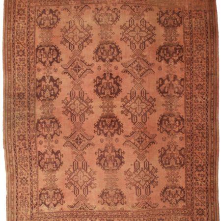 Antique Turkish Oushak 12x15 Rug 11815