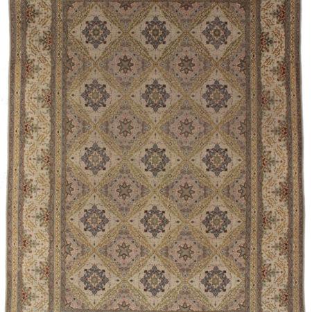 Persian Kashan 7x11 Rug 13106