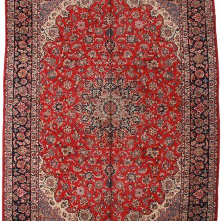 Persian Isfahan 12x17 Rug 35