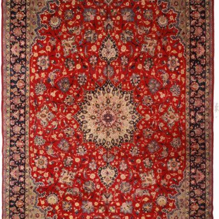 Persian Najafabad 13x21 Rug 1071