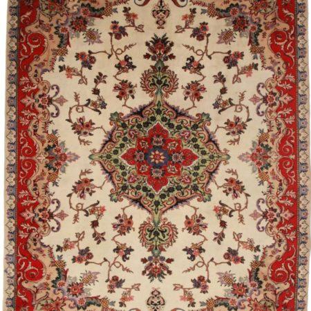 Persian Tabriz 8x11 Rug 1088