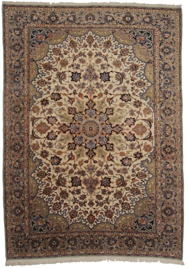 Persian Najafabad 9x13 Rug 1240
