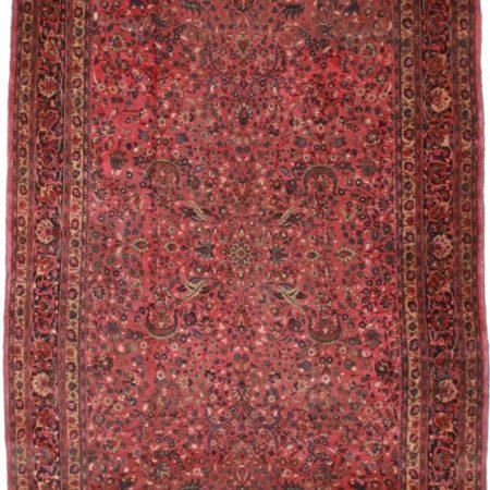 Persian Mashad 11x20 Rug 1298