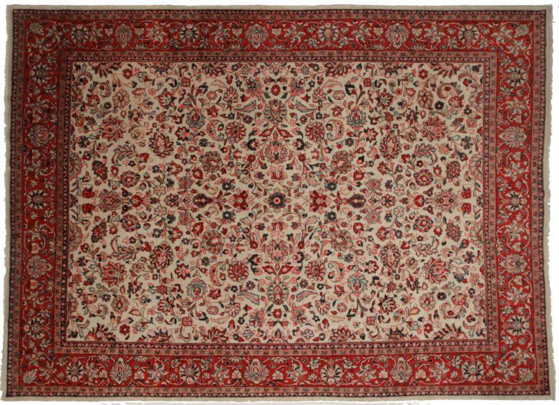 Persian Mahal 10x14 Rug 1381