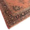Persian Kashan 9x12 Wool Oriental Rug 1770