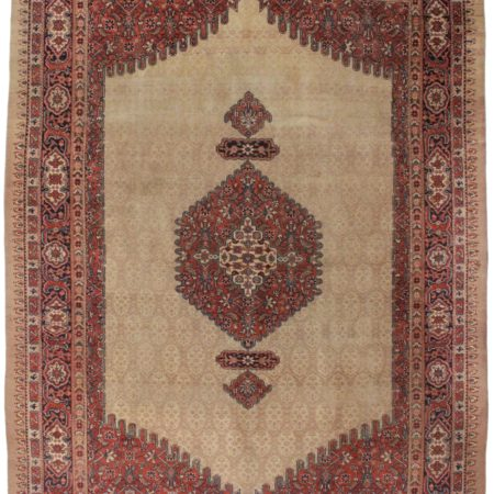 Antique Persian Serab 9 x 12 Rug 1050