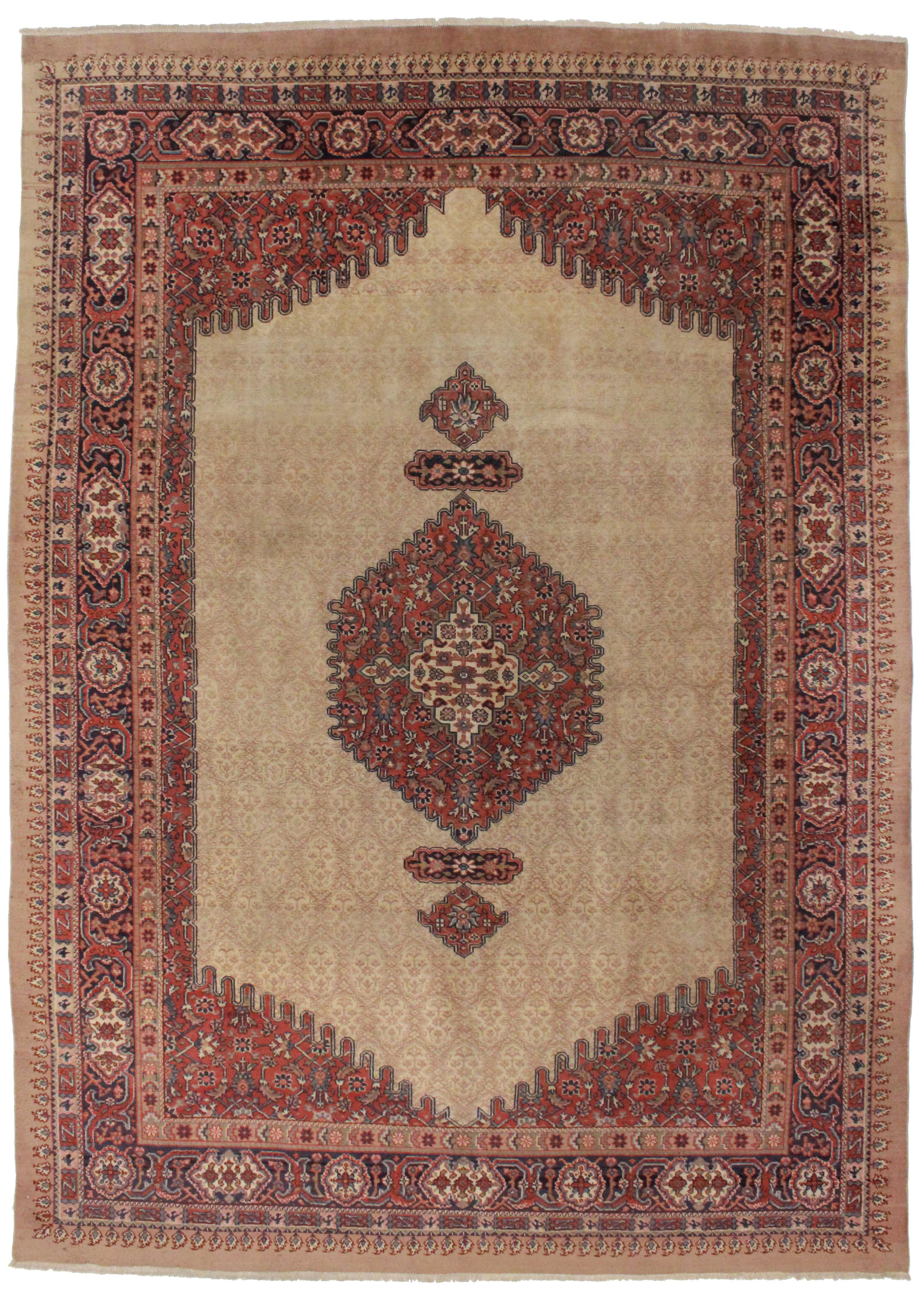 Antique Persian Serab 9 X 12 Rug Exclusive Oriental Rugs