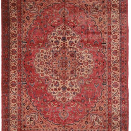 Antique Turkish 11x14 Rug 986