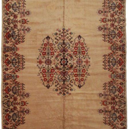 Large Persian Kashan 11x22 Wool Oriental Rug 2335