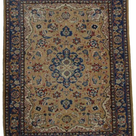 Persian Isfahan 5 x 7 Rug 1376