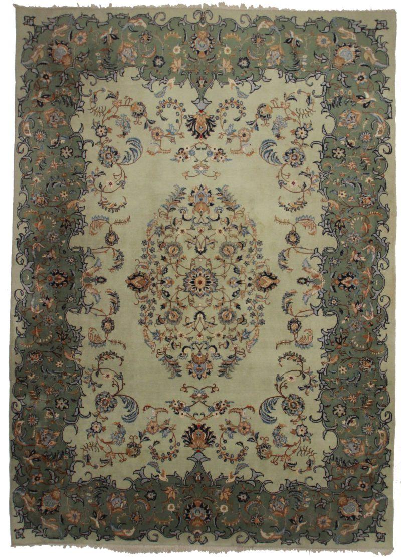 Persian Kashan 10 x 14 Rug 1097