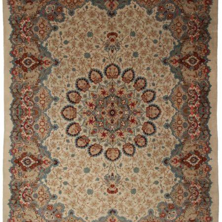 Persian Kashan 10x14 Oriental Rug 4358