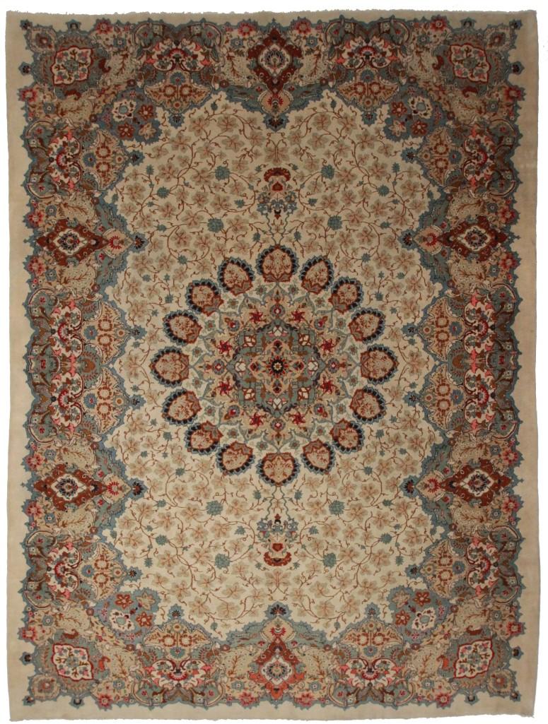 Persian kashan 10x14 oriental rug 4358 for Oriental rug