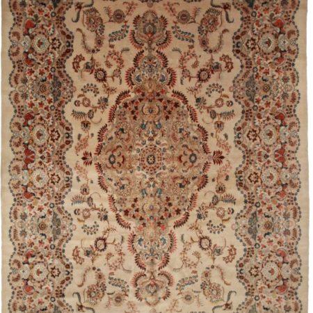 Persian Kashan 11x16 Wool Oriental Rug 8702