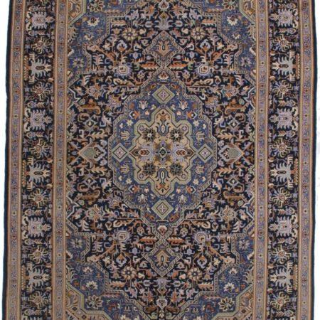 Persian Kashan 7x11 Oriental Wool Rug 1700