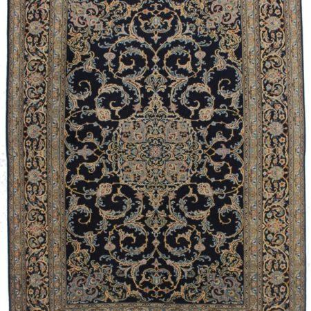 Persian Kashan 8x11 Rug 395