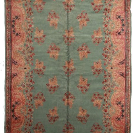 Persian Kerman 12x20 Wool Oriental Rug 2531