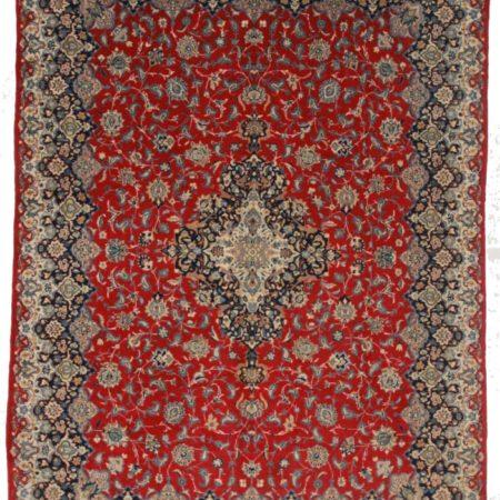 Persian Kerman 9x12 Rug 637