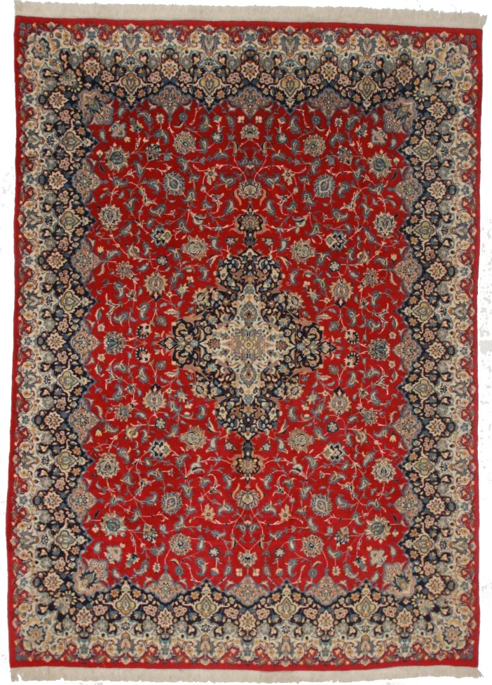 Persian kerman 9x12 rug 637 for What size area rug for a 12x12 room