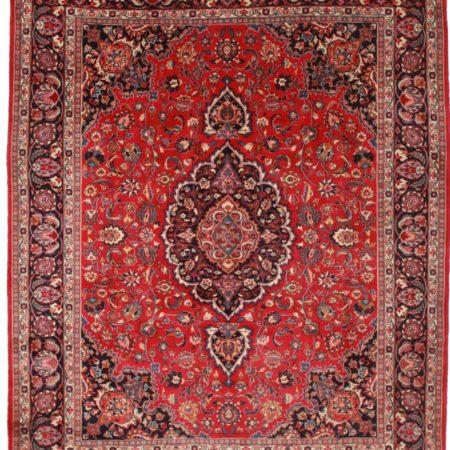 Persian Mashad 10x12 Wool Oriental Rug 7288