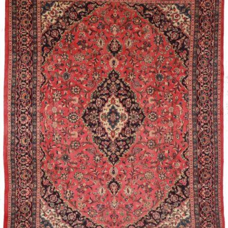 Persian Mashad 10x13 Wool Oriental Rug 7250
