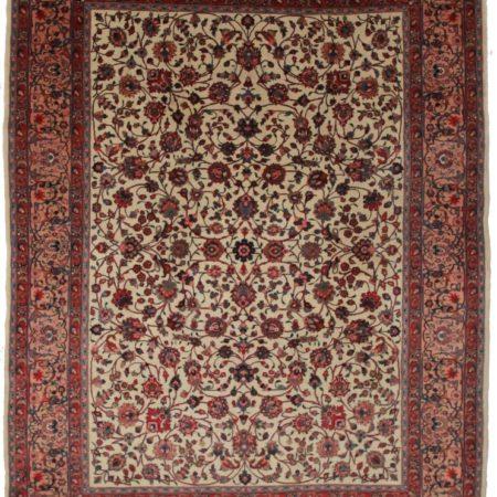 Persian Mashad 10x13 Wool Oriental Rug 8251