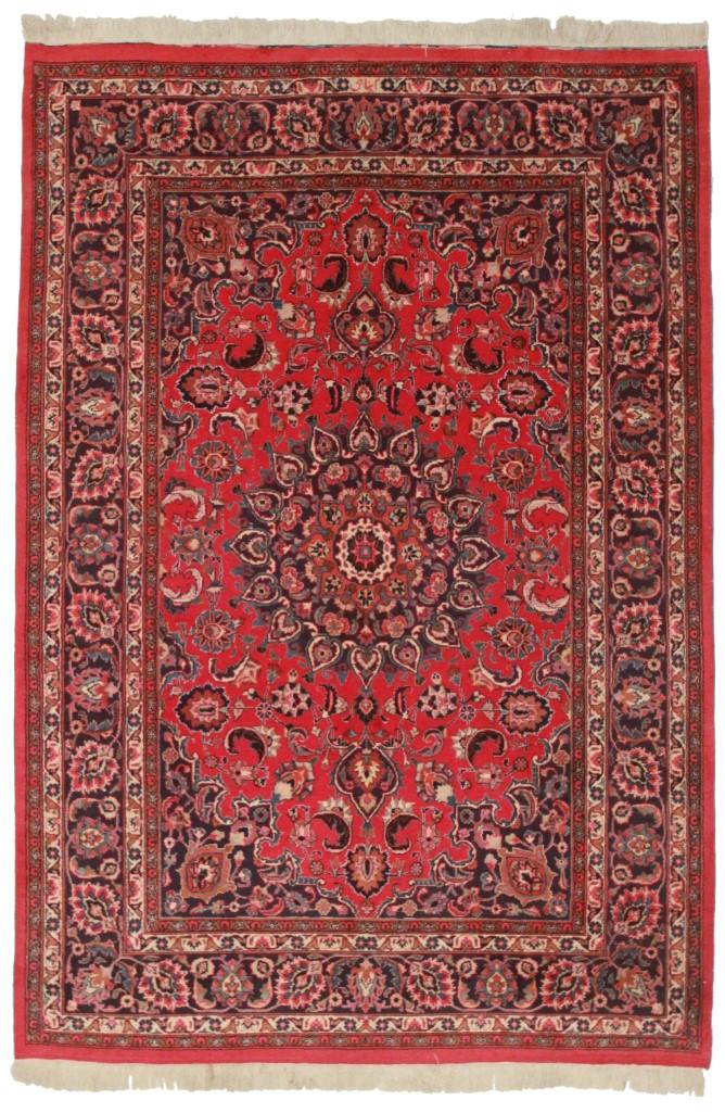Persian Mashad 7x10 Oriental Rug 1447