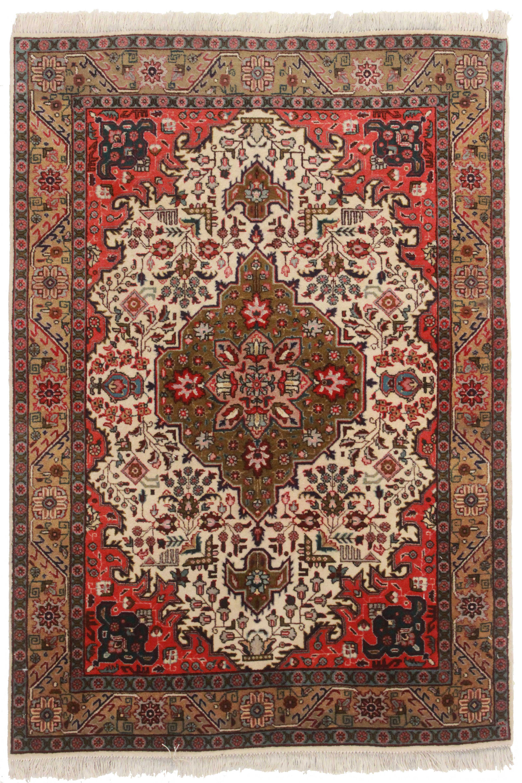 Persian Tabriz 3 X 5 Rug 626