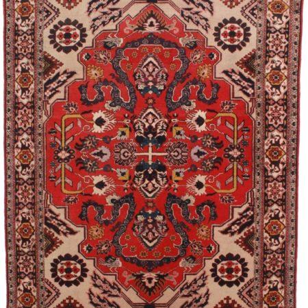 Persian Tabriz 8x11 Oriental Rug 4415