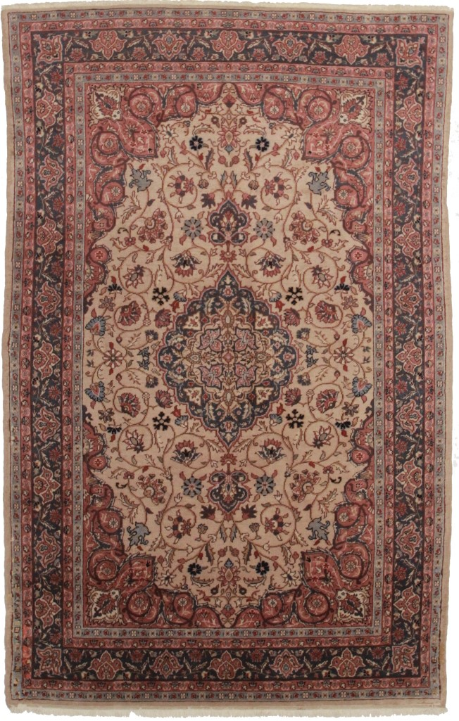 how to clean a turkish wool rug