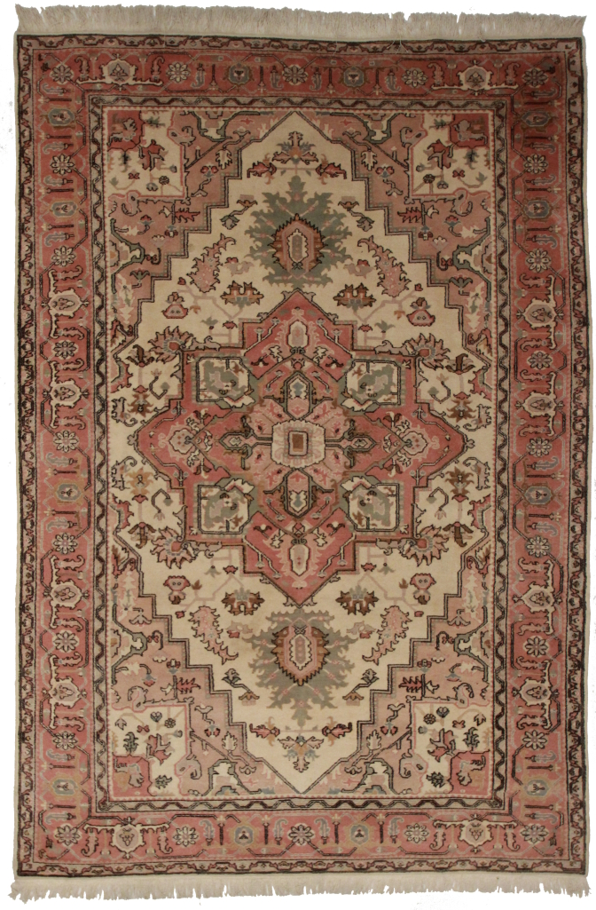 Turkish 8x10 Wool Oriental Rug 1866