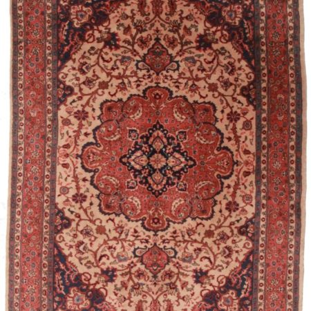 Turkish Sparta 7x10 Oriental Rug 5255