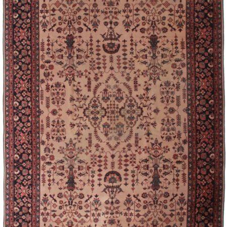 Turkish Sparta 9x16 Wool Oriental Rug 2315