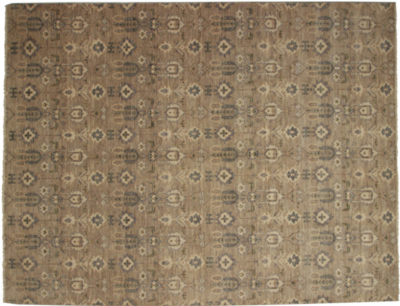 New Transitional 9 x 12 Wool Rug 14309