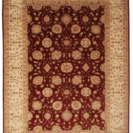 10 x 14 Peshawar Rug 13855 Wool Carpet