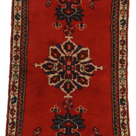 2 x 3 Vintage Persian Hamadan Rug 14377
