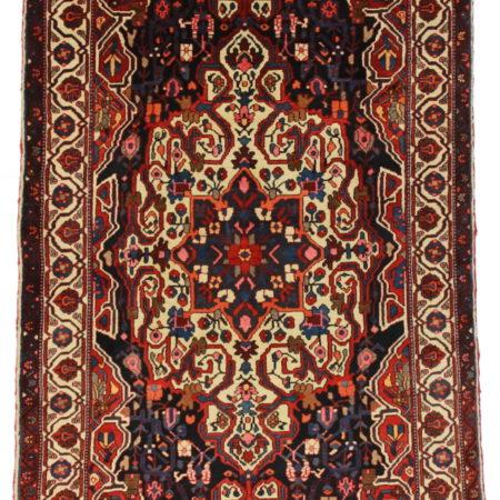 5 x 10 Persian Bakhtiari Vintage Rug 5606