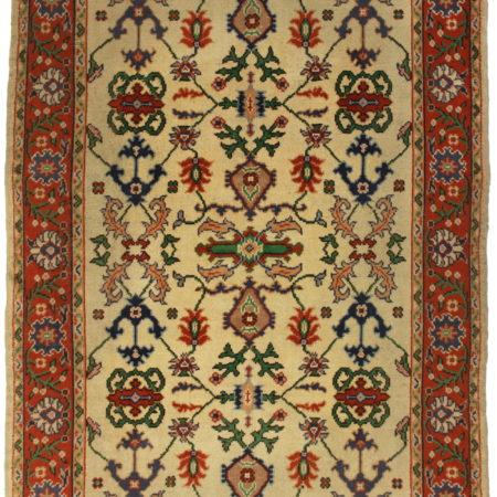 6 x 10 Turkish Oushak Rug 10823