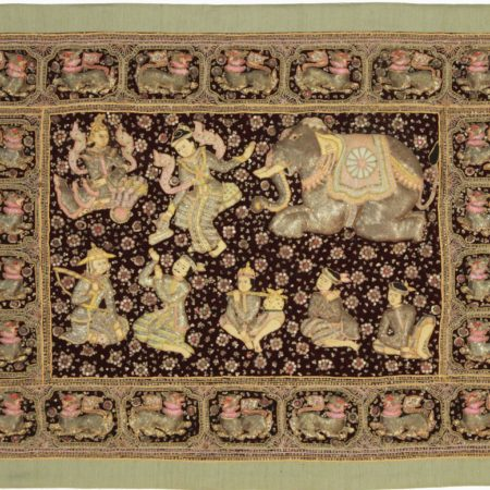 Myanmar Kalaga Tapestry 4 x 5