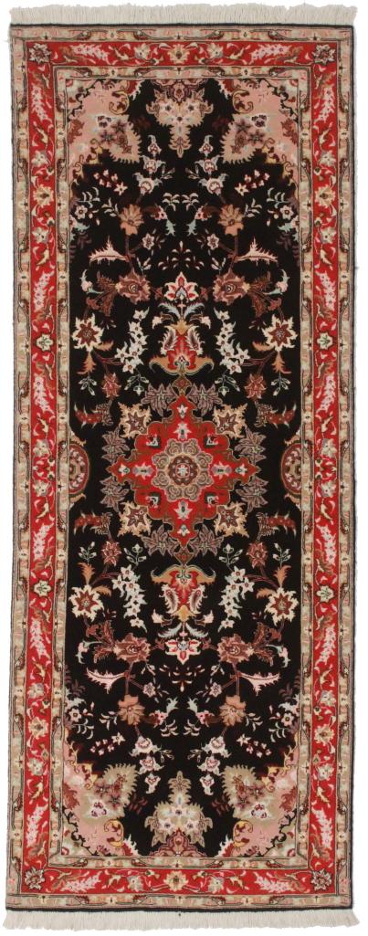 Silk Wool Persian Tabriz Runner 11231