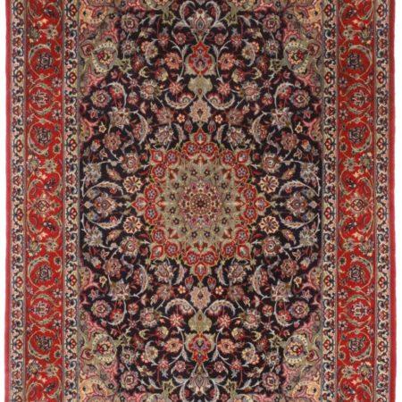 3 x 6 Silk Persian Esfahan Rug 14191