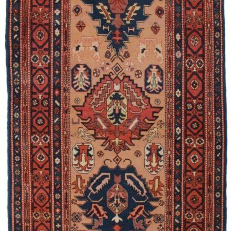 5 x 11 Persian Heriz Rug 14275
