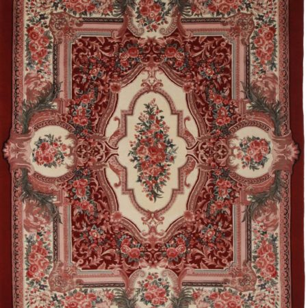 8 x 10 Chinese Aubusson Rug 10047