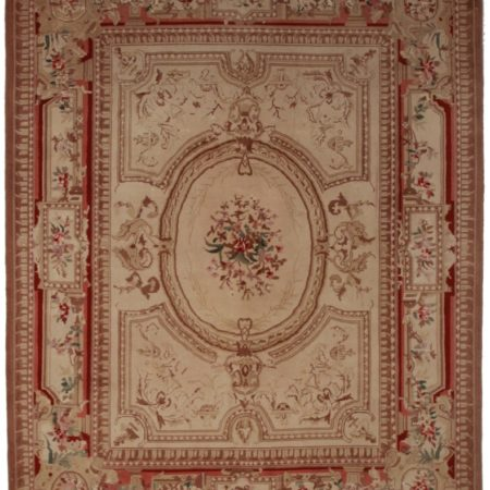 8 x 10 Chinese Aubusson Rug 10219