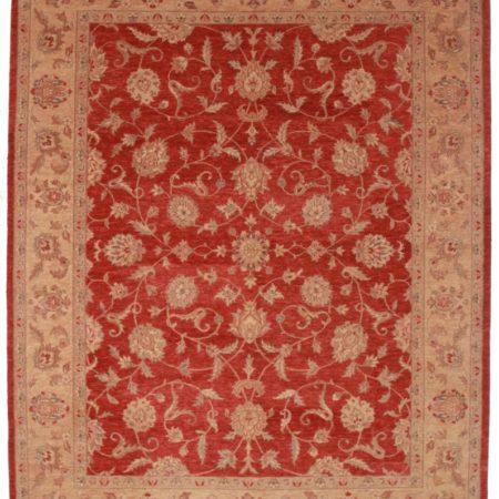 8 x 10 Oushak Style Quality Rug 13639